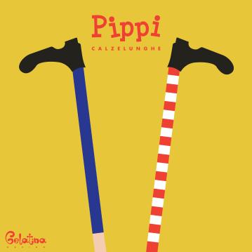 pippi calzelunghe - Every Day - Gelatina Design